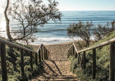 Canessa Camere - Golfo di Baratti - Spiaggia